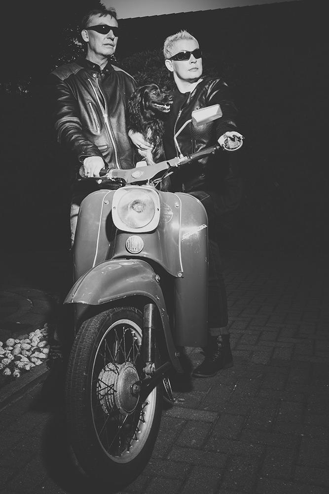 Vespa-Motorroller